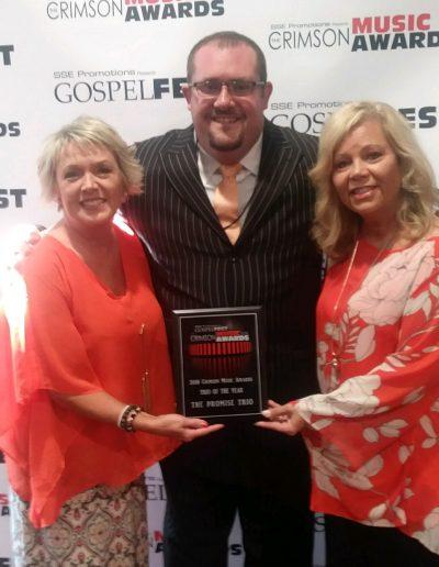 The Promise Trio Crimson Music Awards Ceremony