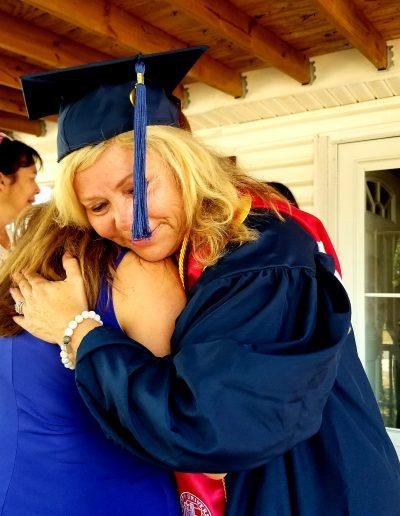 The Promise Trio Debra's Graduation from Liberty University