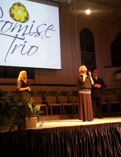 The Promise Trio Eastwood Baptist Church, Bowling Green, Kentucky