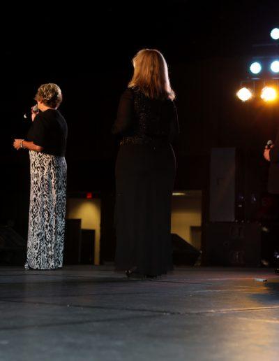The Promise Trio Gospel Fest Teresa solo