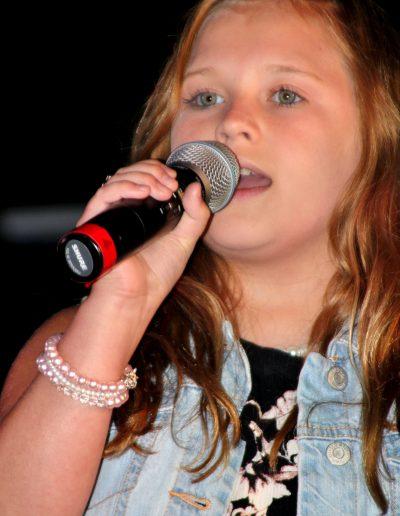 Alyssa Scudder - guest vocalist