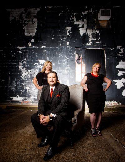 The Promise Trio – Nashville Photo Shoot